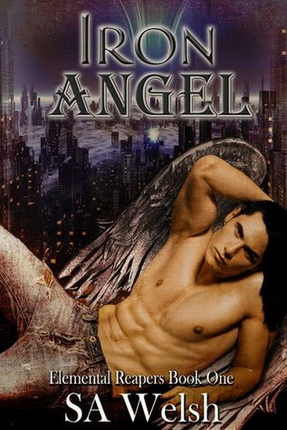Book Review: Iron Angel by SA Welsh