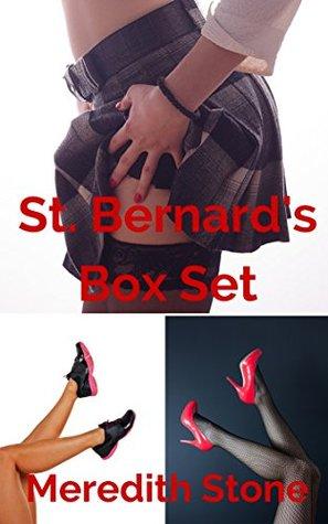 St. Bernards Box Set: Lesbian Bundle  by  Meredith Stone