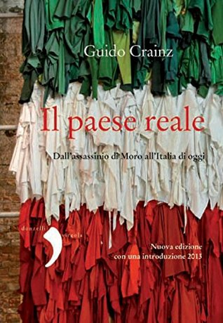 Il paese reale  by  Crainz Guido