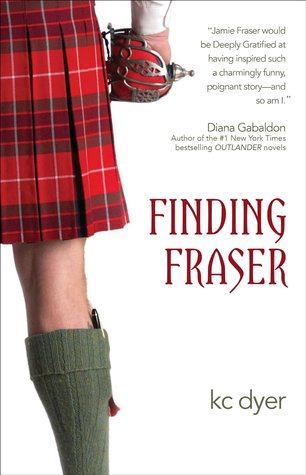 REVIEW – Finding Fraser by K.C. Dyer