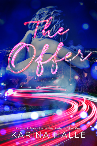 RELEASE EVENT:  The Offer by Karina Halle