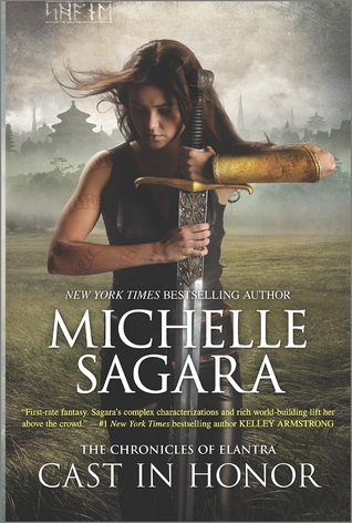 Book Review: Michelle Sagara, Cast in Honor
