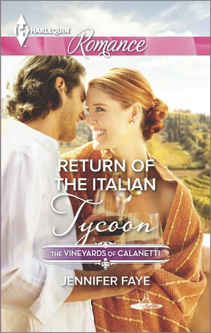 Return of the Italian Tycoon by Jennifer Faye