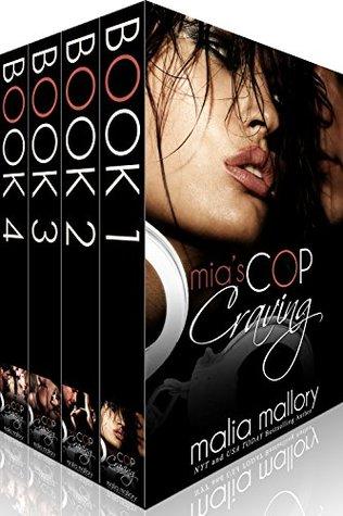Mias Cop Craving - The Complete Series Bundle (Hot Cop Fantasies Book 5) Malia Mallory
