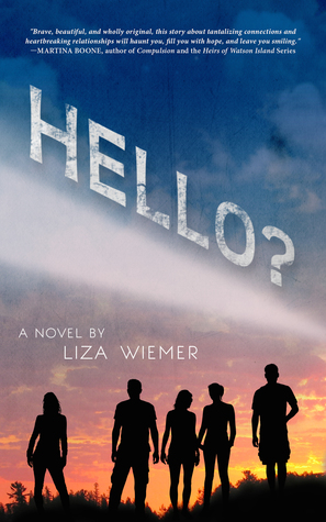 {Tour} Hello? by Liza M. Wiemer (Character Interview + a Giveaway!)