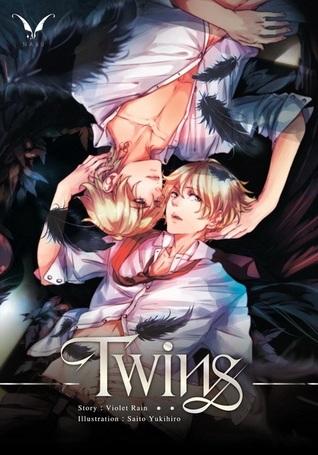 Twins  by  Violet Rain
