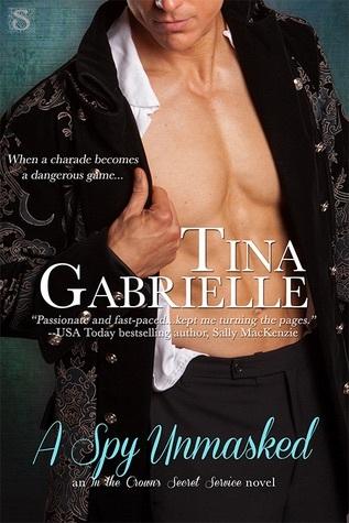 A Spy Unmasked Tina Gabrielle