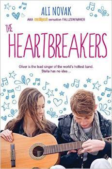 The Heartbreakers (The Heartbreaker Chronicles #1) Book Cover