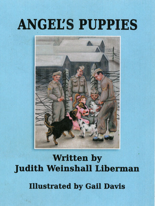Angels Puppies Judith Weinshall Liberman