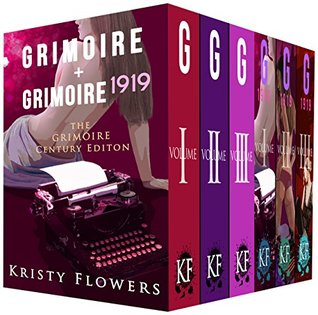 The Grimoire Century Edition (Beast Erotica Bundle)  by  Kristy Flowers