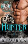 Hunter (Bad Boys of Retribution MC, #1)