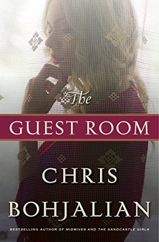The Guest Room by Chris Bohjalian book cover
