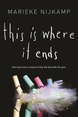 {Review} This Is Where It Ends by Marieke Nijkamp