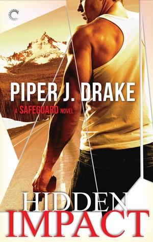 {Interview} with Piper Drake, author of Hidden Impact (with Review, Excerpt, and Giveaway)