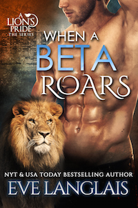 Review: When a Beta Roars by Eve Langlais (@mlsimmons, @EveLanglais)