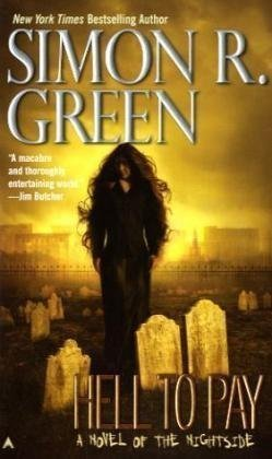 Book Review: Simon R. Green's Hell to Pay