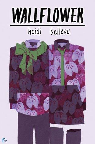 Wallflower (Rear Entrance Video, #2)  by  Heidi Belleau