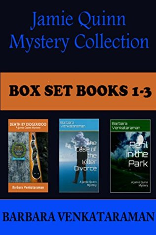 Jamie Quinn Mystery Collection by Barbara Venkataraman
