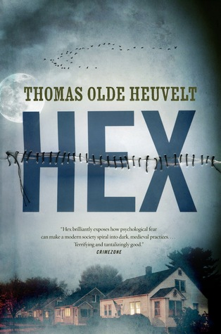 Horror author Thomas Olde Heuvelt