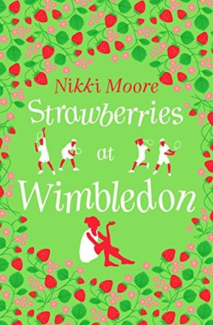 Strawberries at Wimbledon