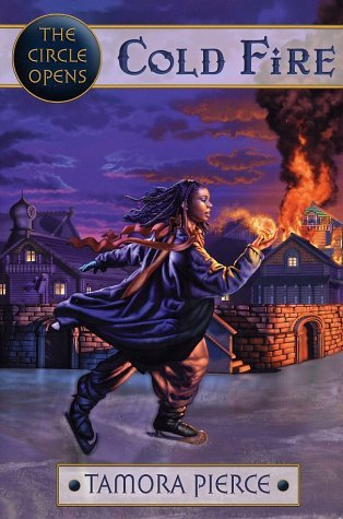Book Review: Tamora Pierce's Cold Fire