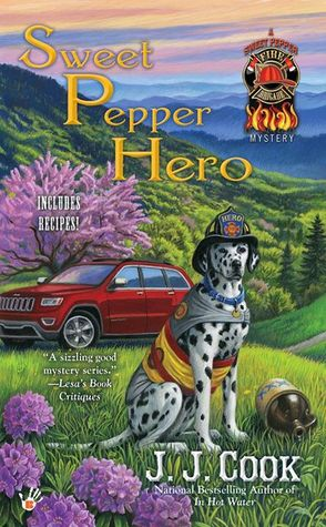 Sweet Pepper Hero by J.J. Cook