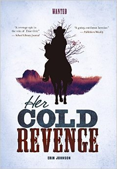 Book Cover of Her Cold Revenge by Erin Johnson