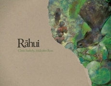 Rahui by Chris Szekely (bookcover)