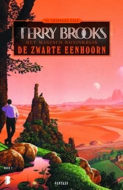 De zwarte eenhoorn  by  Terry Brooks