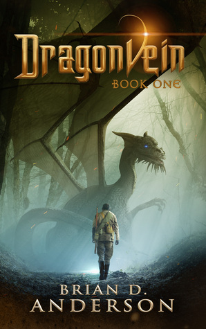Dragonvein by Brian D. Anderson
