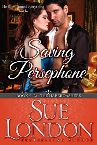 Saving Persephone by Sue London