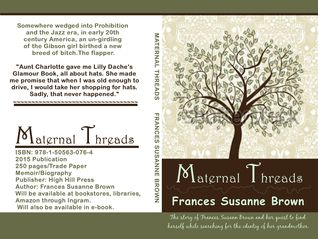 Maternal Threads by Frances Susanne Brown