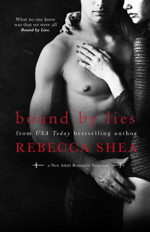 Bound by Lies (Bound and Broken #2) - Rebecca Shea