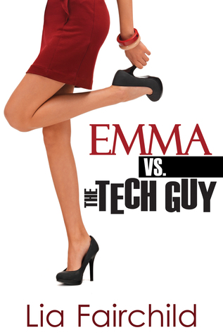 cover Emma vs the Tech Guy