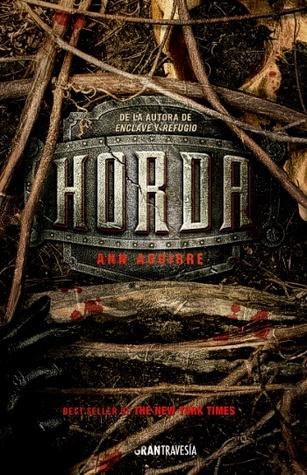 Horda (Enclave, #3)
