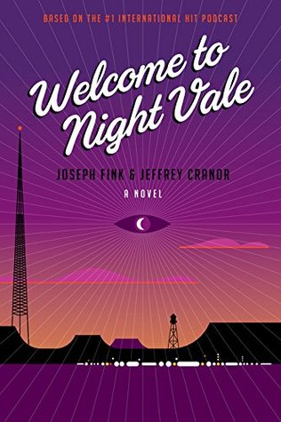 Welcome to night vale book cover