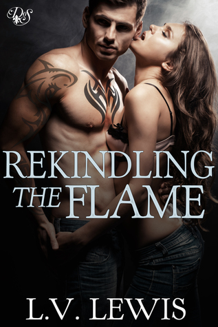 Rekindling the Flame Cover
