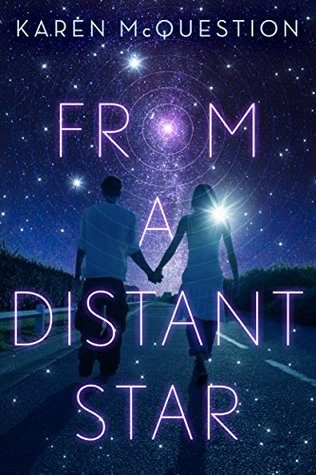 From a Distant Star by Karen McQuestion book cover