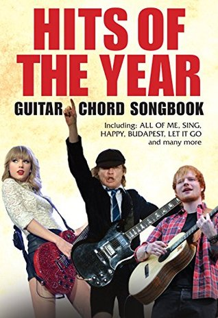 Hits of the Year Guitar Chord Songbook Various