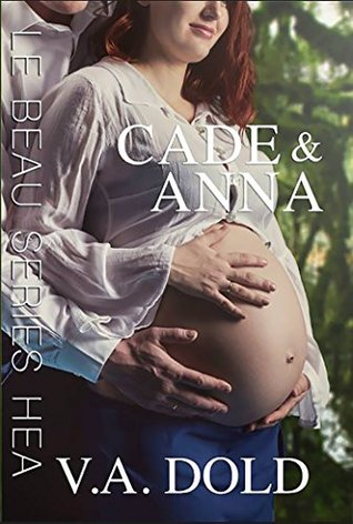 CADE & ANNA: Le Beau Brothers Follow-up novella to Cade: New Orleans Billionaire Wolf Shifters with plus sized BBW for mates (Le Beau Series HEA Book 1)