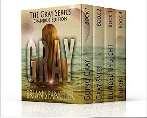 Gray Omnibus:  Gray Series (Books 1-4)
