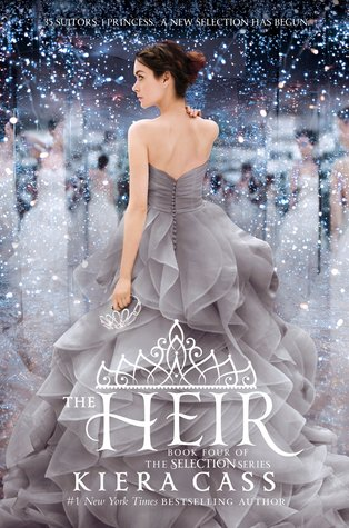The Heir - 10 Chapter Extract Kiera Cass