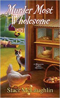 Murder Most Wholesome by Staci McLaughlin