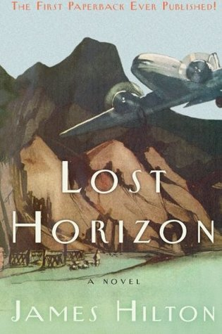 Lost Horizon Book Cover