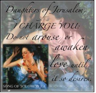 Song Of Solomon  by  Karen Atkins