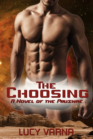 {Review} The Choosing by Lucy Varna (with Giveaway)