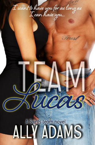 Team Lucas by Ally Adams