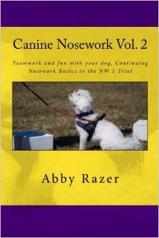 Canine Nosework Vol. 2 by Abby Razer