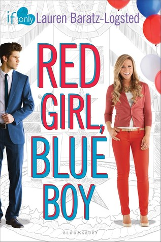 Red Girl, Blue Boy (If Only . . ., #5)
