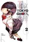 Tokyo Ghoul, Vol. 2 by Sui Ishida